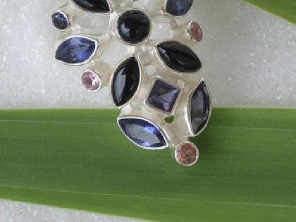 Iolith Ring Silber - Vorschau 2