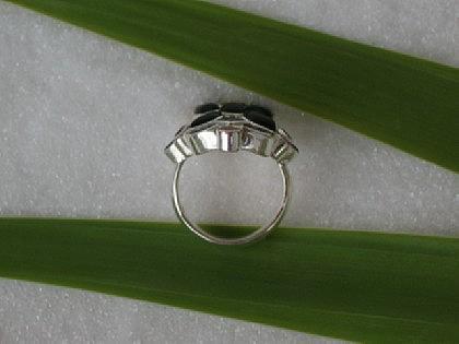 Iolith Ring Silber - Vorschau 3