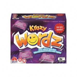 Krazy WORDZ - Nicht 100% jugendfrei! - Das ultra-witzige WortErfindeUndErrateSpiel