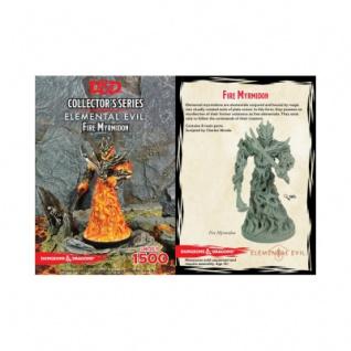 Temple of Elemental Evil - Fire Myrmidon - 1 Figur
