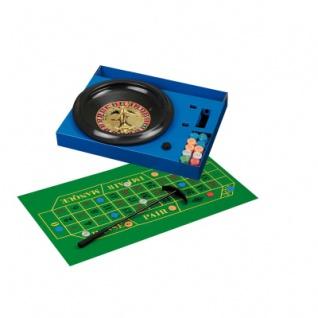 Roulette Set - mit Kunststoffteller