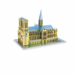 3D Puzzle Notre-Dame