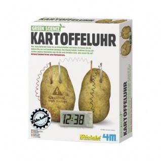Green Science - Kartoffeluhr