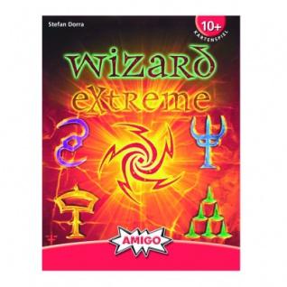 Wizard eXtreme - das neue Kartenspiel