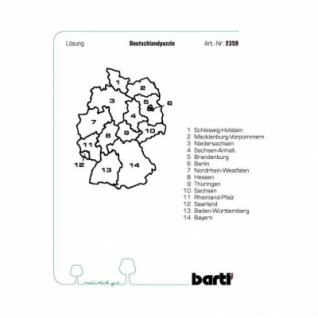 Deutschlandpuzzle - Vorschau 4