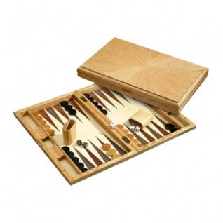 Backgammon - Kassette - Orfefs - Holz - groß
