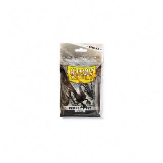 Dragon Shield - Perfect Fit - Klar und Rauch - 100 Stück