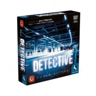 Detective (Portal Games, deutsche Ausgabe)
