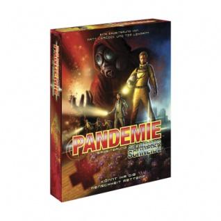 Pandemie - Auf Messers Schneide - 1 Erweiterung
