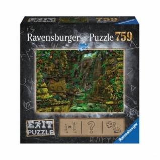 Puzzle - EXIT Tempel in Angkor Wat