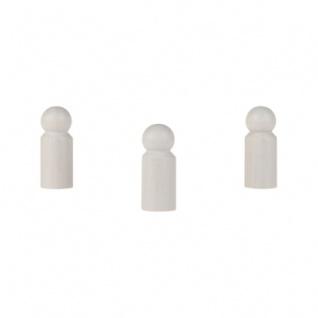 Destinokegel - Mini - 10x25mm - weiss