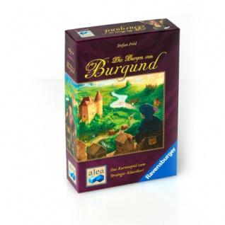 Das KARTENSPIEL - Die Burgen von Burgund