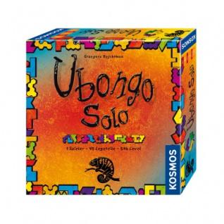 Ubongo - Ubongo Solo