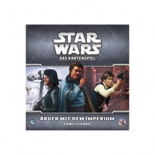 Star Wars Kartenspiel LCG - Ärger mit dem Imperium Erweiterung