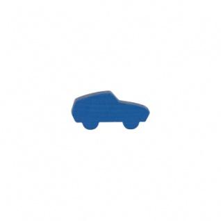 Auto - Pkw - gross - 36x17x12mm - blau - Vorschau 2