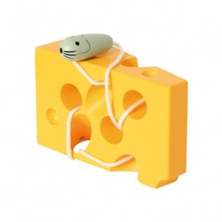 Fädel-Käse mit Maus - Vorschau 1