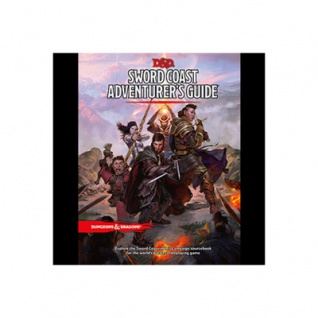 Dungeons und Dragons - Sword Coast Adventure Guide - Hardcover