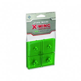Star Wars X-Wing - Green Bases and Pegs - Expansion Pack - SWX45