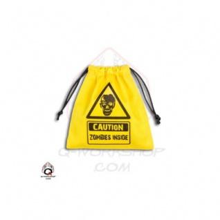 Zombie Dice Bag Yellow