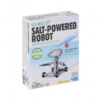 Salt-Powered Robot Salzwasser-Roboter