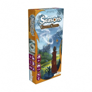 Seasons - Enchanted Kingdom - 1 Erweiterung - deutsch