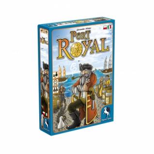 Port Royal (polnisch/italienische Ausgabe)