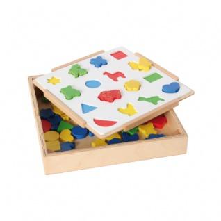 Zuordnungsspiel Farben und Formen - Vorschau 1