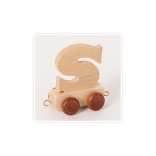 Buchstaben-Waggon S