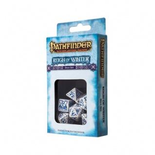 Pathfinder Reign of Winter - je 1x, 1W4, 1W6, 1W8, 1W10, 1W12