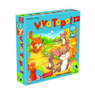 Viva Topo - englische Ausgabe