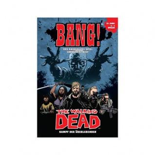 Bang! The Walking DEAD - deutsch