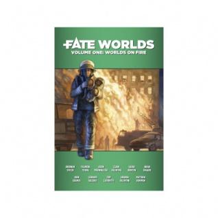 Fate Worlds - Volume 1 - Worlds on Fire