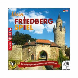 Mein Friedberg Spiel - Die einzigartige Spielesammlung rund um Friedberg - Vorschau 2
