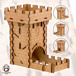 Würfel Turm