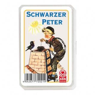 Schwarzer Peter Kaminkehrer - 32 Karten