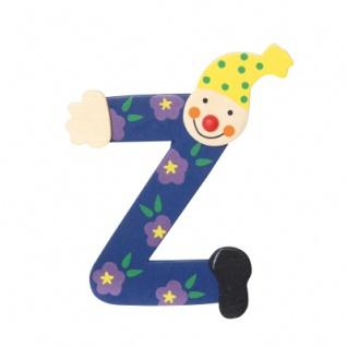 Buchstabe Clown Z
