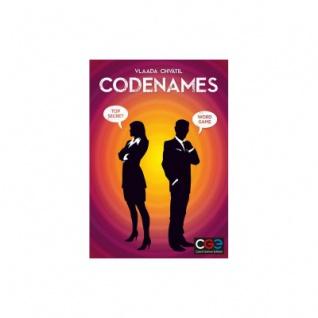 Codenames - englisch