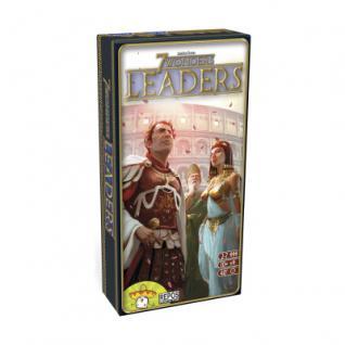 7 Wonders Leaders - 1 Erweiterung