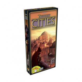 7 Wonders Cities - 2 Erweiterung