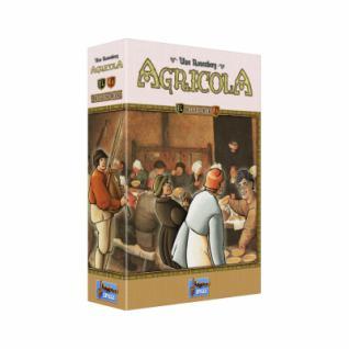 Agricola - Belgien Deck - Erweiterung