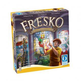 Fresko - 1 Erweiterung - Die Glaser