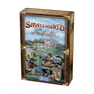 Small World - Fabeln und Legenden - Erweiterung
