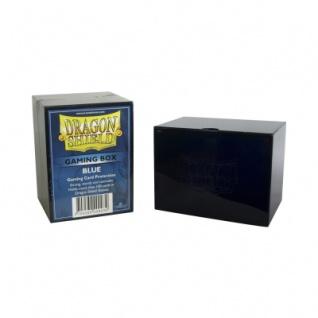 Dragon Shield - Gaming Box 100+ - Blau