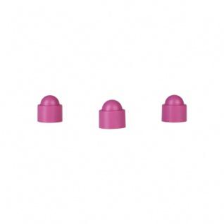 Spielfigur Tower - stapelbar - rosa - Kunststoff - 12 x 13 mm - Vorschau 1