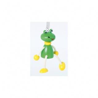 Schwingfigur Frosch