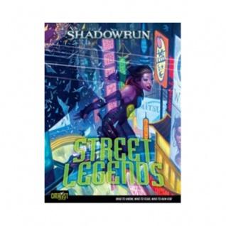 Shadowrun - Street Legends