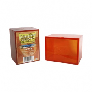 Dragon Shield - Gaming Box 100+ - Orange