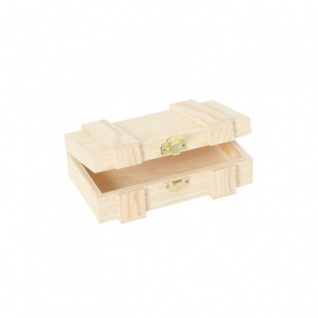 Holzbox groß