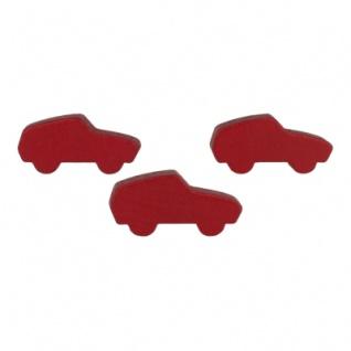 Auto - Pkw - gross - 36x17x12mm - rot - Vorschau 1