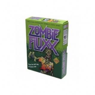 Zombie Fluxx - englische Ausgabe